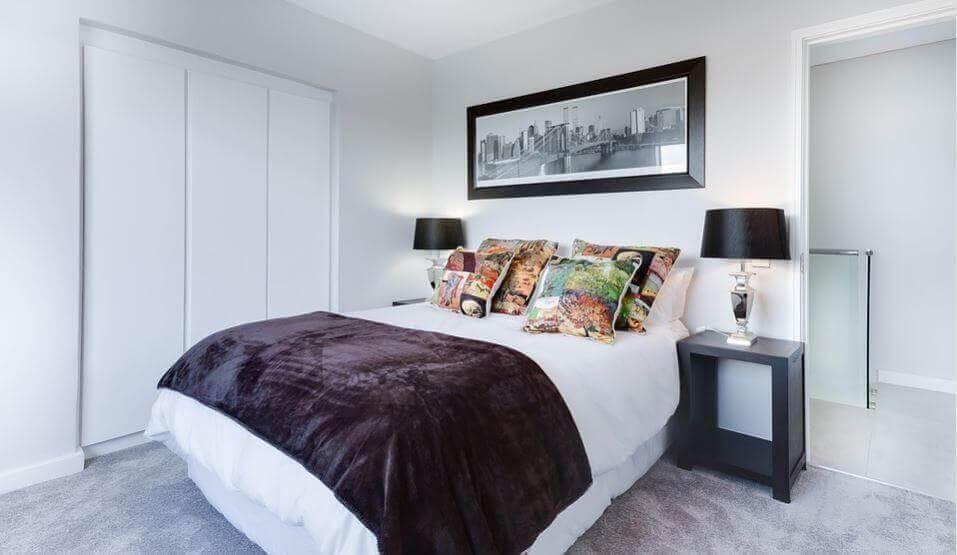 Απολυμάνετε το υπνοδωμάτιό σας - Καθαρό υπνοδωμάτιο