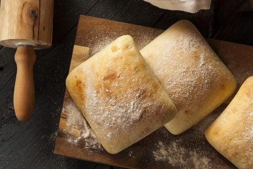 ψωμί άσπρο