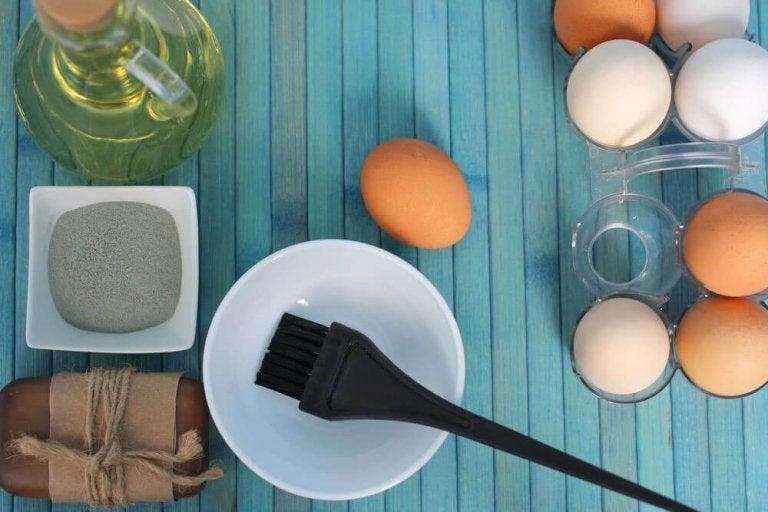 3 απλές θεραπείες με αβγά για την ενυδάτωση των ξηρών μαλλιών