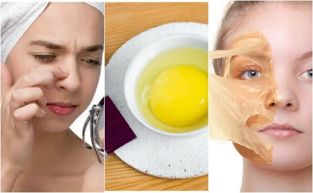 Ομορφύνετε το δέρμα σας με αυτές τις 5 σπιτικές μάσκες αβγού