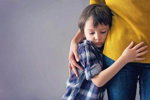Παιδικά συναισθηματικά τραύματα