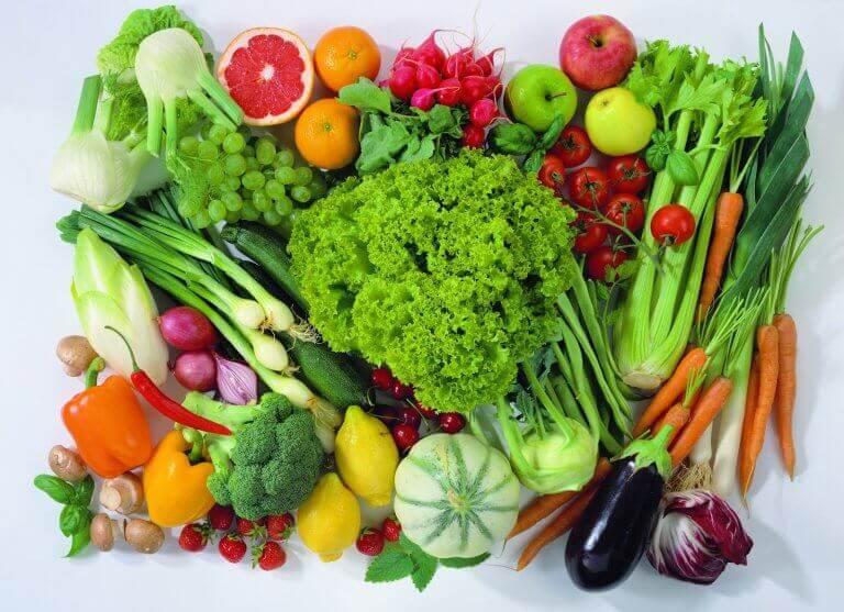 φρούτα και λαχανικά, οφέλη του οιστρογόνου στη διατροφή