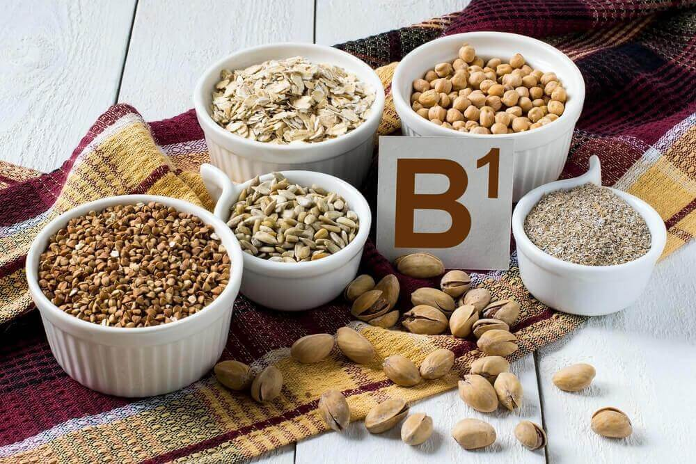 Τρόφιμα με βιταμίνη Β1