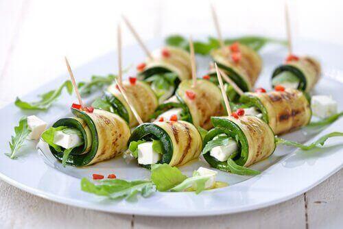 Μάθετε να φτιάχνετε 3 γρήγορα ορεκτικά για τα γεύματά σας