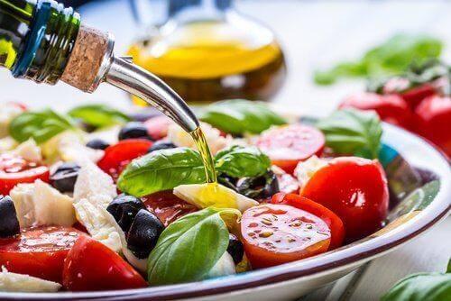 Σαλάτα λαχανικών