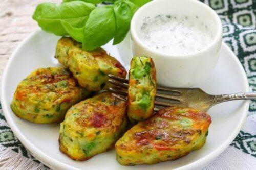 Χορτοφαγικές μπουκιές: μάθετε 3 νόστιμες συνταγές