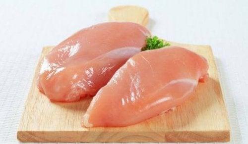 κοτόπουλο στήθος