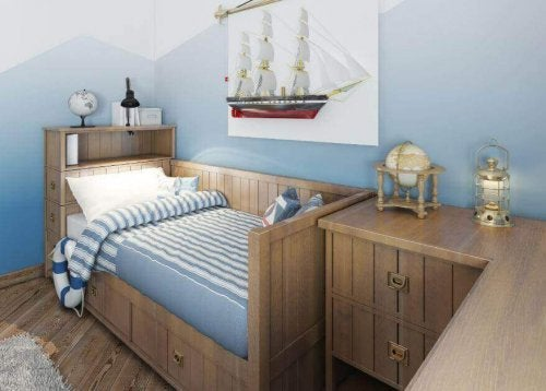 Κρεβάτια με αποθηκευτικό χώρο που το παιδί σας θα λατρέψει