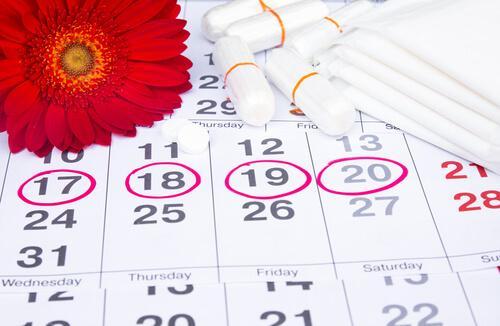 ημερολογιο για την περίοδο