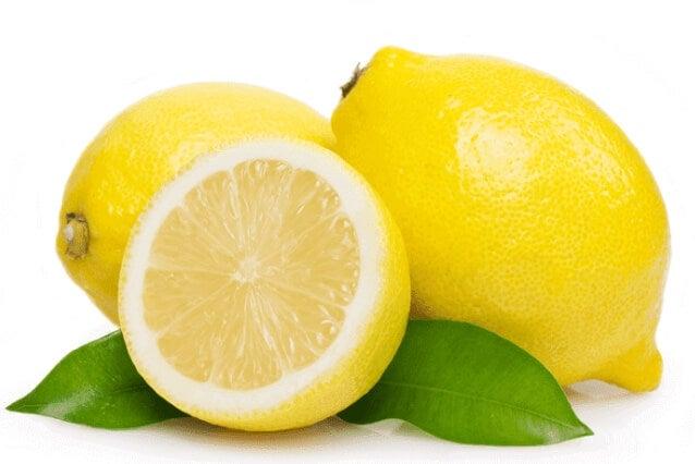λεμόνι θεραπεία νύχια που μπαίνουν στο δέρμα