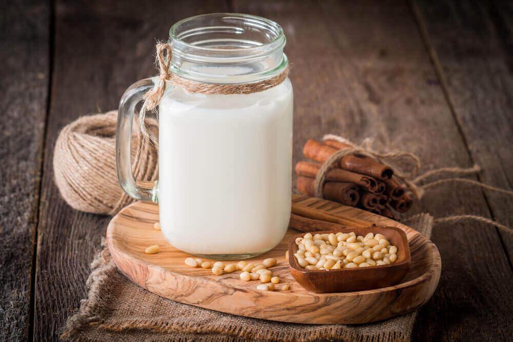 γάλα από κινόα