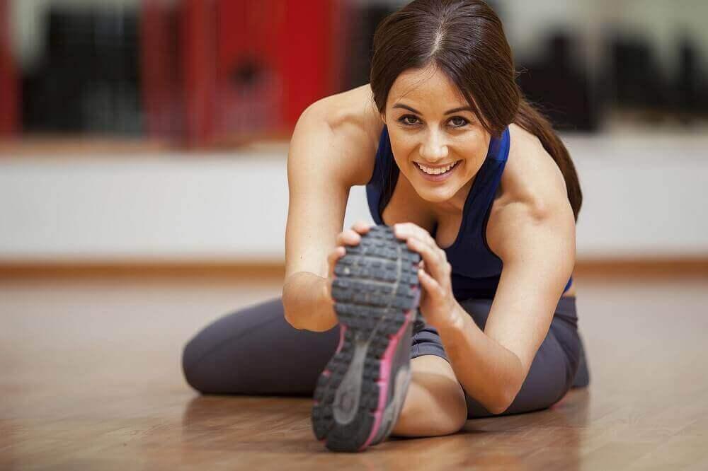 γυμναστική για να αποφύγετε το εγκεφαλικό