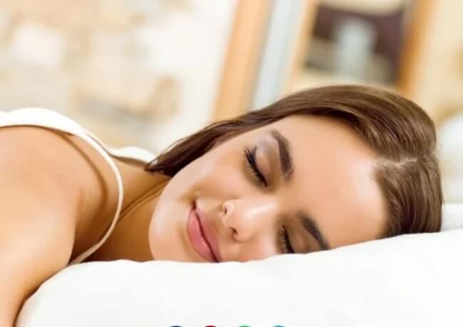 ύπνος για να χάσετε βάρος