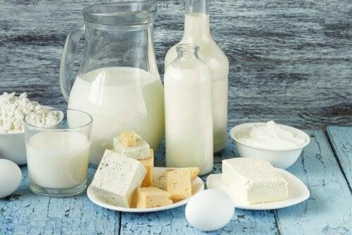 γαλακτοκομικά, διατροφήγια ταάτομα με αρθρίτιδα