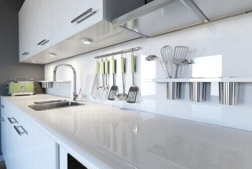 5 τρόποι για να διατηρήσετε μια άψογη κουζίνα