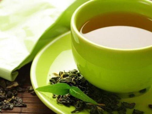 Τσάι σε κούπα