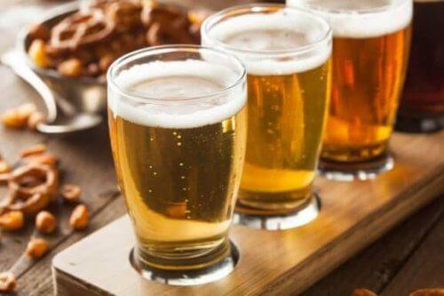 Διατροφή με μπύρα