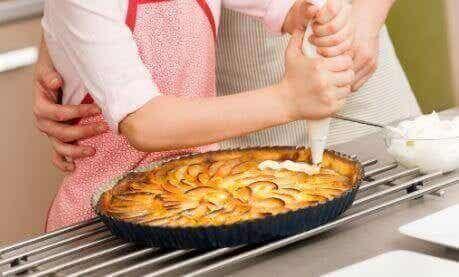 Μηλόπιτα με κρέμα, μια πεντανόστιμη συνταγή!
