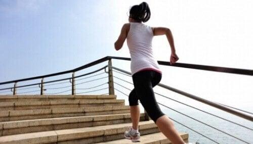 steps άσκηση