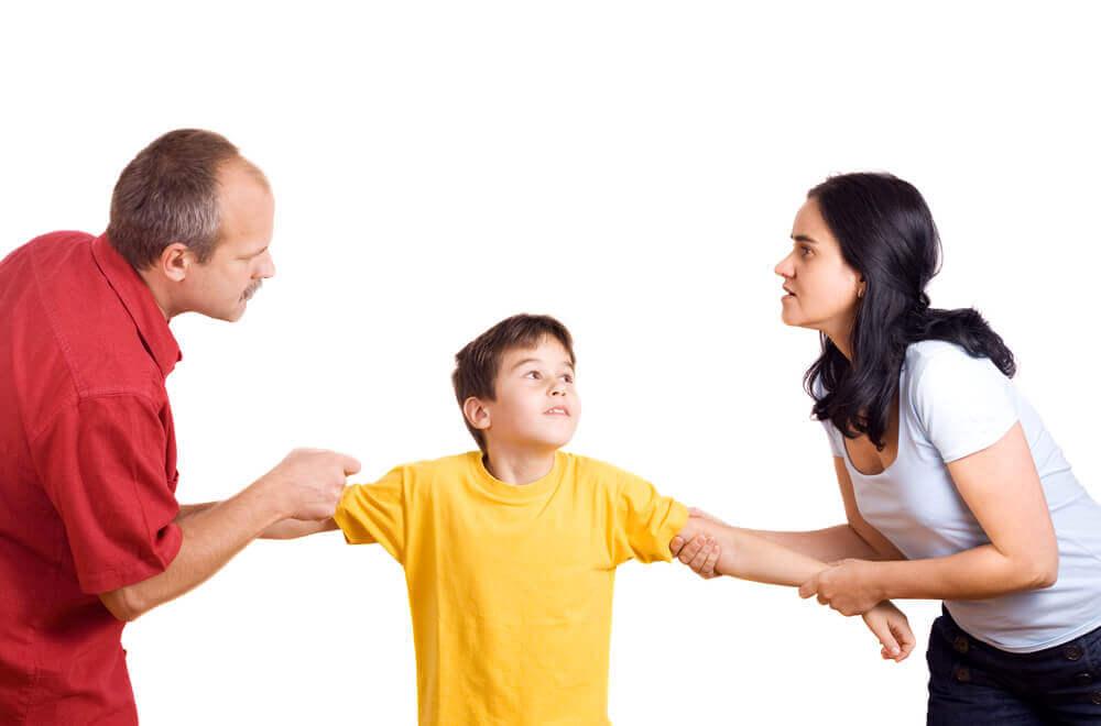 απόντες γονείς και αυταρχική μητέρα