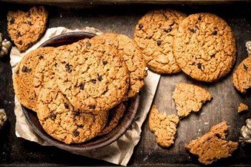 Τρεις συνταγές για άζυμα μπισκότα βρώμης
