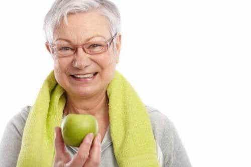 Αύξηση βάρους γερνώντας: Πώς να την αποτρέψετε με τη διατροφή σας