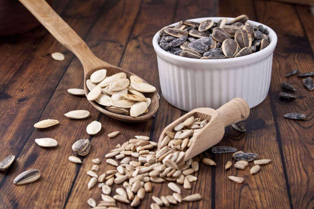 5 σπόροι κατάλληλοι για τη δίαιτά σας για απώλεια βάρους!