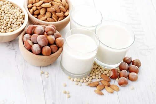 Συνταγές για σνακ με φυτικό γάλα. Δοκιμάστε τις!
