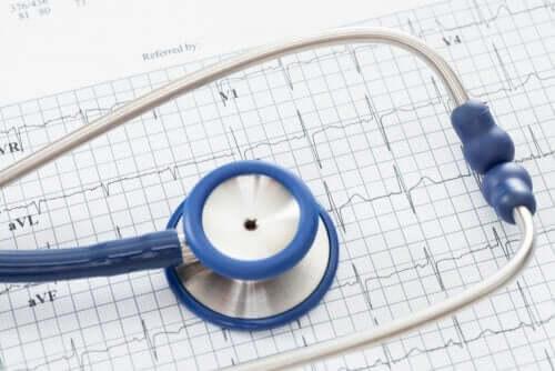 Στηθοσκόπιο και καρδιογράφημα