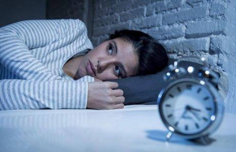 Γυναίκα δε μπορεί να κοιμηθεί
