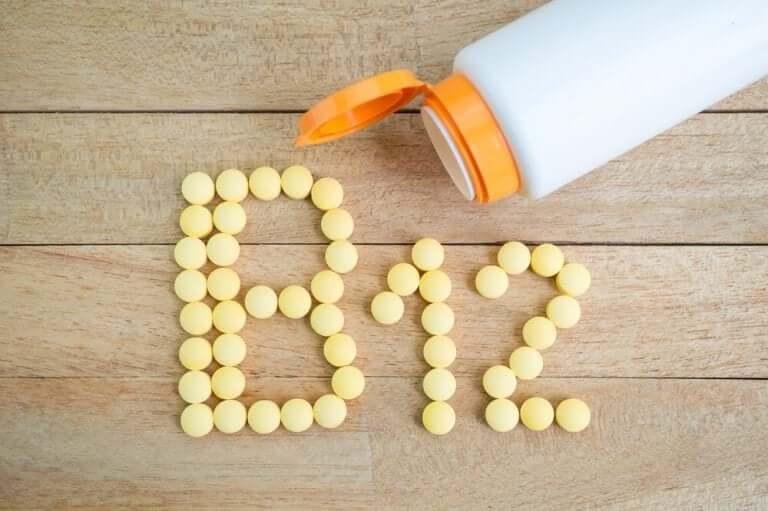 Συμπληρώματα βιταμίνης Β12
