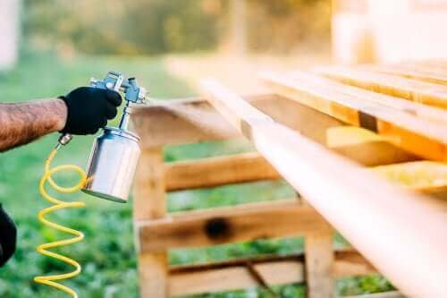 Ανανεώστε το σπίτι σας με μπογιά ψεκασμού