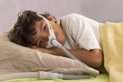 Αποφρακτική άπνοια ύπνου στα παιδιά