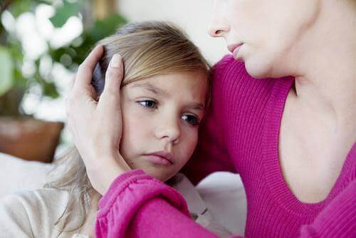 Κοριτσάκι υποφέρει από άπνοια ύπνου