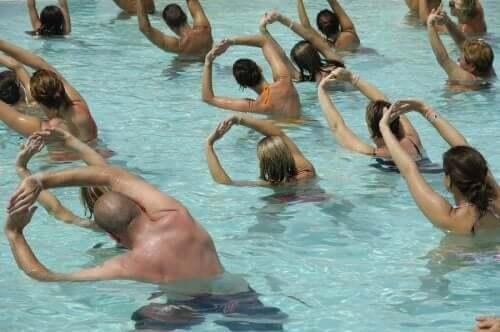 Άσκηση κατά την εγκυμοσύνη