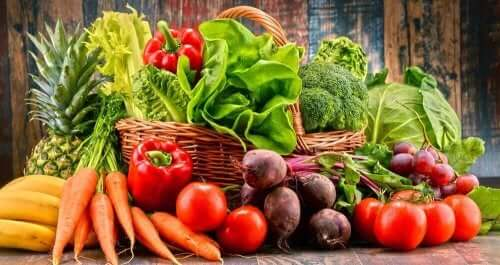 Διάφορα λαχανικά