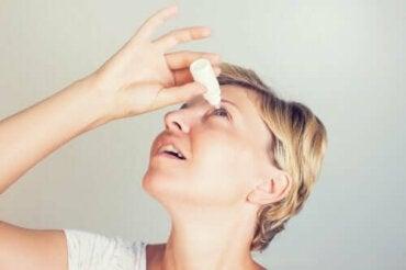 Δραστική ουσία βριμονιδίνη: Χρήση και παρενέργειες