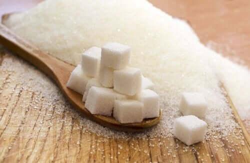 Κύβοι ζάχαρης