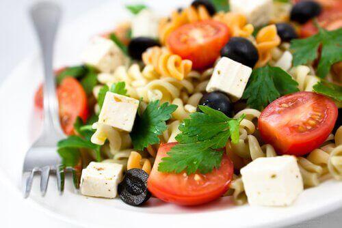 Ανάμεικτες σαλάτες