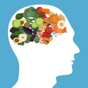 Φρούτα και λαχανικά στον εγκέφαλο
