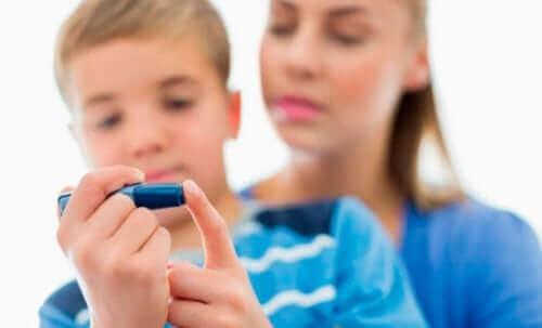 Νεφρωσικό σύνδρομο στα παιδιά