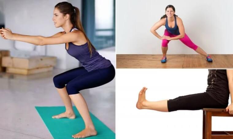 Καραντίνα: Πώς να βελτιώσετε την κυκλοφορία στα πόδια