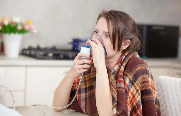 Αναπνευστικά προβλήματα κατά την περίοδο του κορωνοϊού