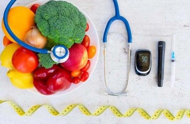 Κορωνοϊός: διατροφή αν έχετε διαβήτη