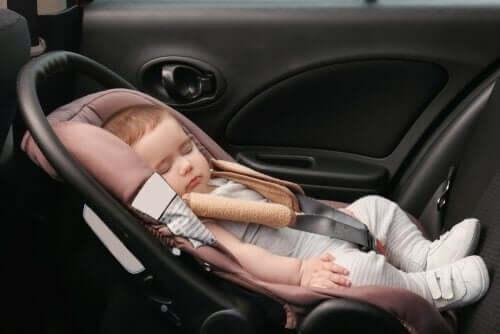 Μεγάλα ταξίδια με το μωρό σας