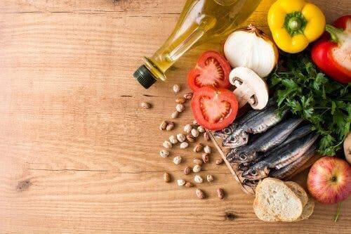10 βασικές πτυχές της μεσογειακής διατροφής