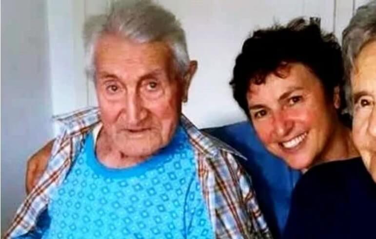 Αλμπέρτο Μπελούτσι: Νίκησε τον κορωνοϊό στα 101 του χρόνια