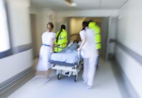 Μεταφορά ασθενούς