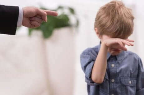 Παιδί κλαίει