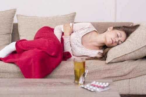 Φυσικές θεραπείες για τις κράμπες περιόδου